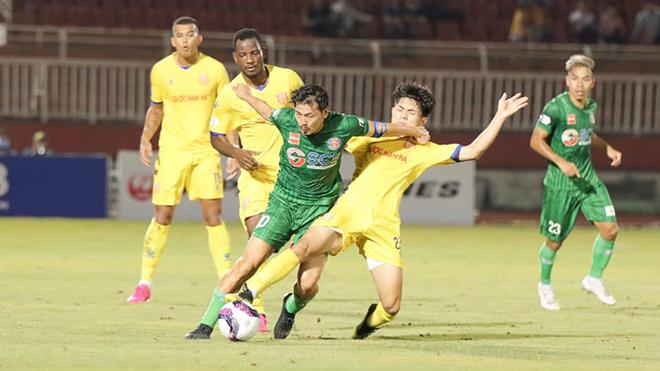 Sài Gòn FC 0-3 Nam Định: Ngày tồi tệ của bóng đá TPHCM