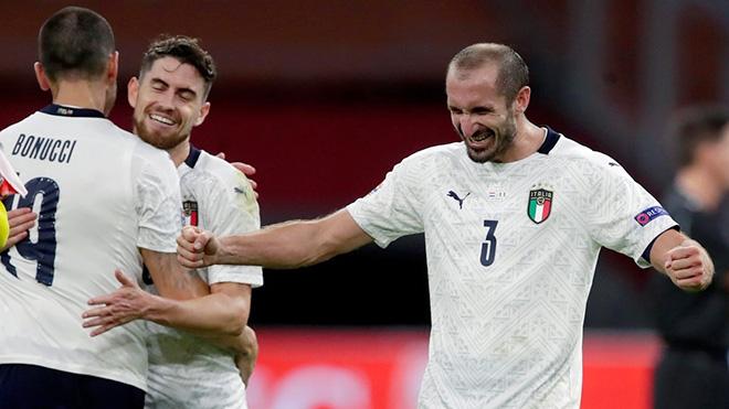 Đội tuyển Italy thẳng tiến: Một Italy đúc bằng bê tông