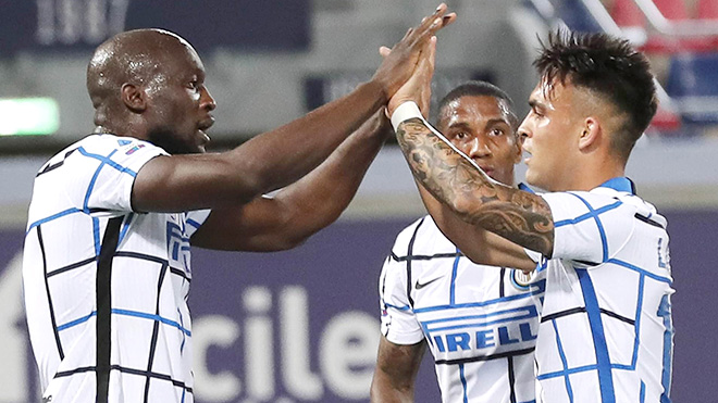 Cuộc đua vô địch Serie A: Inter bay cao, Milan lao đao
