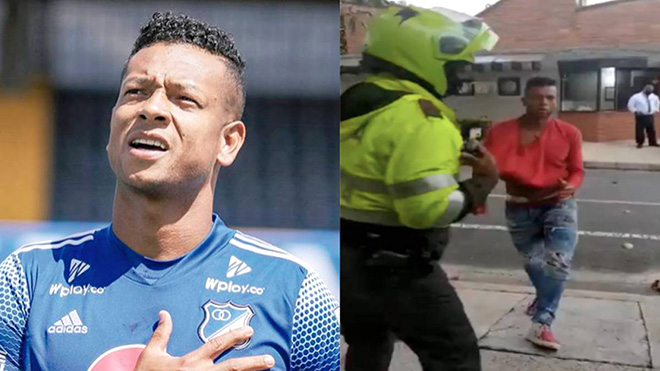 Cựu sao Inter bị bắt vì hành hung bố mẹ