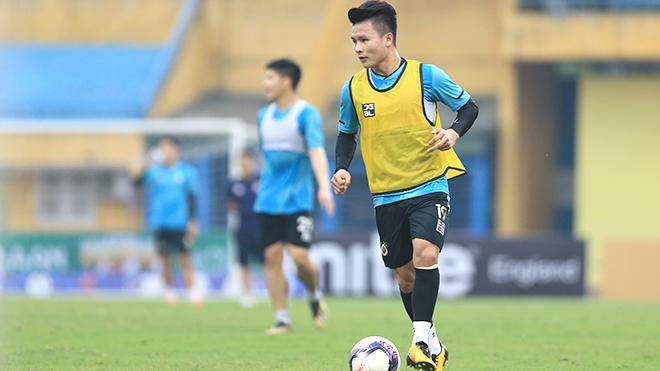 Quang Hải là Hùng Dũng mới ở Hà Nội FC