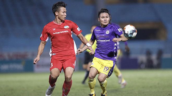 Vòng 8 LS V-League 2021: Hà Nội FC – Viettel: Chìm sâu vào khủng hoảng