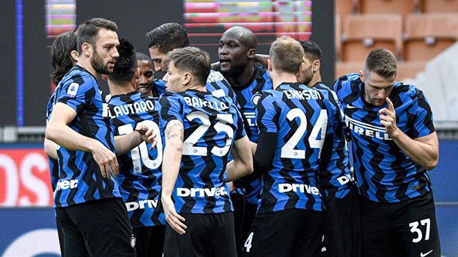 Góc Anh Ngọc: Inter và bản giao hưởng số 10