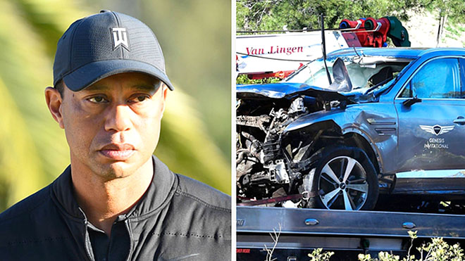 Tiger Woods - Quá nhanh, quá nguy hiểm