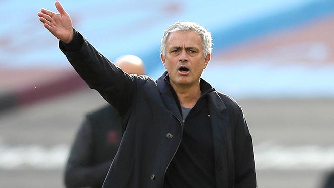 Jose Mourinho: Sự kiên nhẫn ở Tottenham đang cạn