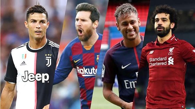 Lương Messi và Ronaldo so với các biểu tượng trong quá khứ: Triệu phú, quá khứ và hiện tại