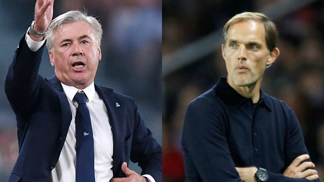 Trực tiếp bóng đá Chelsea vs Everton: Ngày Tuchel đối đầu Ancelotti
