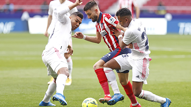 Cuộc đua vô địch La Liga: Cơ hội chia đều cho Atletico Madrid, Real và Barca