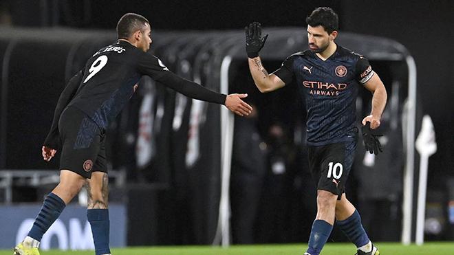 Trực tiếp Man City vs Monchengladbach (03h00 ngày 17/3): Chuyện Aguero, chuyện hàng công Man City