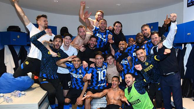 Inter Milan: Một mảnh Scudetto trong tay
