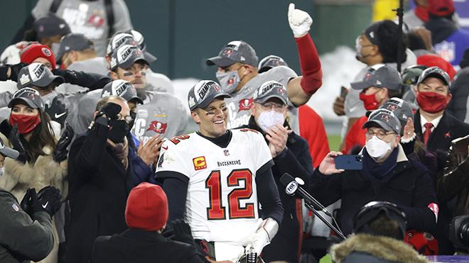 Chung kết Super Bowl trong đại dịch Covid-19