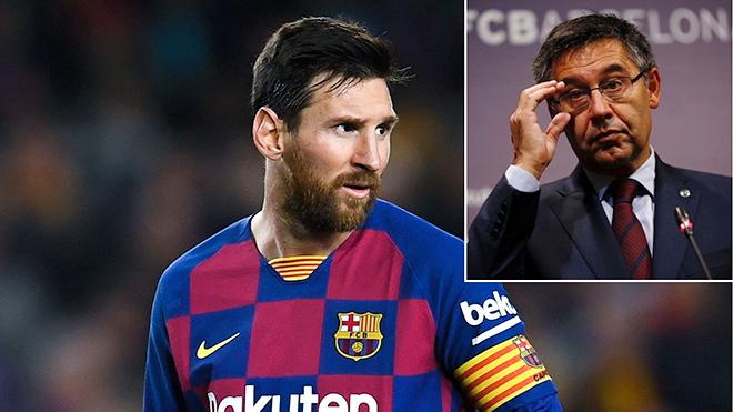 Một năm rối bời của Lionel Messi