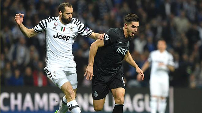 Juventus luôn là ác mộng của Porto