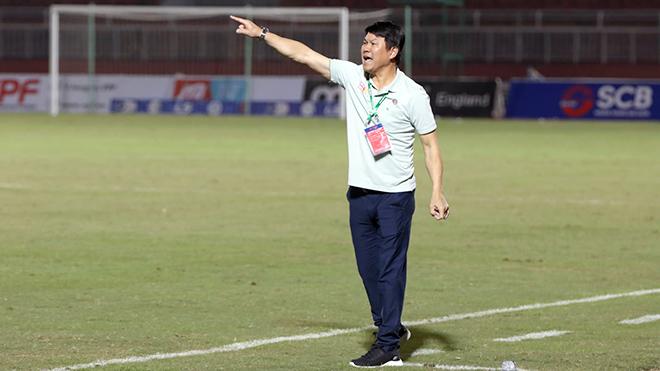HLV Vũ Tiến Thành mong Sài Gòn FC được dân thương