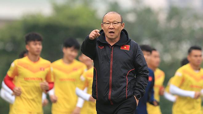 Vòng loại World Cup 2022: Thầy trò HLV Park Hang Seo gặp may!
