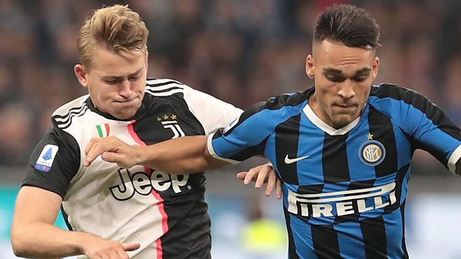 Trực tiếp Inter Milan vs Juventus (02h45 ngày 3/2): Chờ màn báo thù của Juve