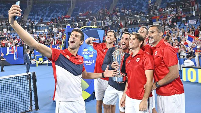 ATP Cup 2021: Màn khởi động chất lượng cho Australian Open