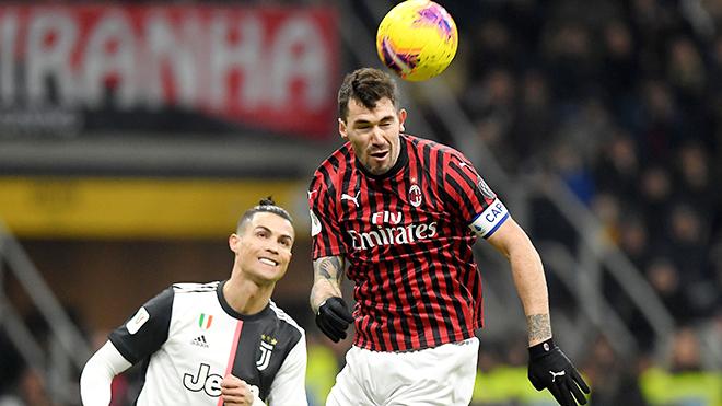 Trực tiếp Milan vs Juventus (02h45, 7/1): Đây là lúc chuyển giao quyền lực