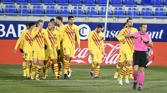 Trực tiếp Bilbao vs Barcelona (03h00, ngày 7/1): Tránh sao khỏi vuốt sư tử