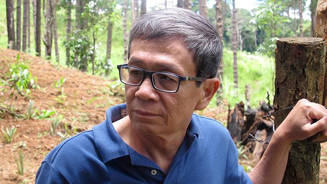 Nhà văn Vũ Thành Sơn: 'Văn chương cho tôi được sống tận cùng những khả thể của mình'