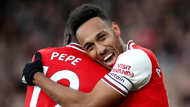 Arsenal: Arteta xử lý Aubameyang, Pepe ra sao?