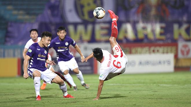 VTV6 trực tiếp Hà Nội vs Viettel (17h00 ngày 9/1): Bắt đầu cho tham vọng lớn