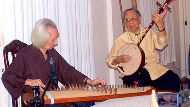 Vĩnh biệt Nhạc sư Vĩnh Bảo: Nhạc sư và cây đàn tranh 17 dây