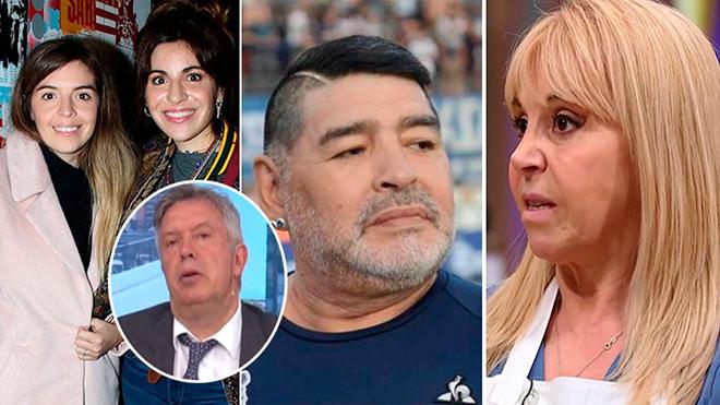Cuộc chiến giành tài sản của Diego Maradona ngày càng phức tạp