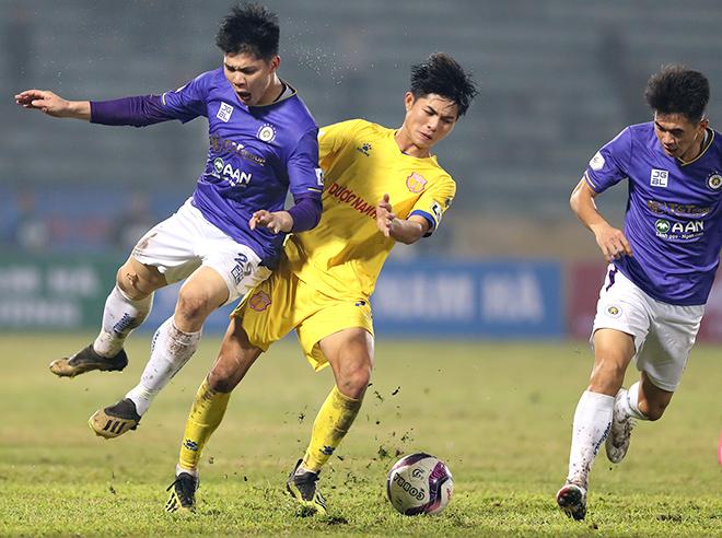 bóng đá Việt Nam, tin tức bóng đá, bong da, tin bong da, V-League, lịch thi đấu vòng 2 V-Leagaue, bảng xếp hạng V-League, kết quả bóng đá