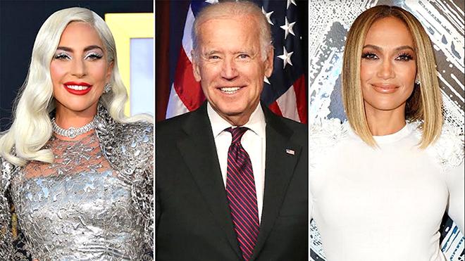 Garth Brooks, Lady Gaga biểu diễn tại lễ nhậm chức của ông Joe Biden