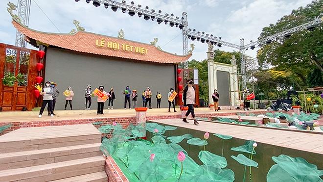 Độc đáo Lễ hội Tết Việt tại TP HCM