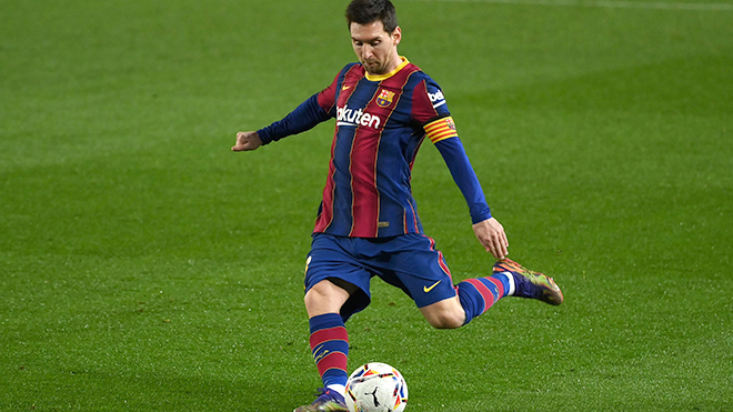 Barcelona: Nhìn đi, Messi đã bước ra khỏi hang tối!