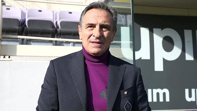 Cesare Prandelli: Chỉ tình yêu với Fiorentina là không đủ