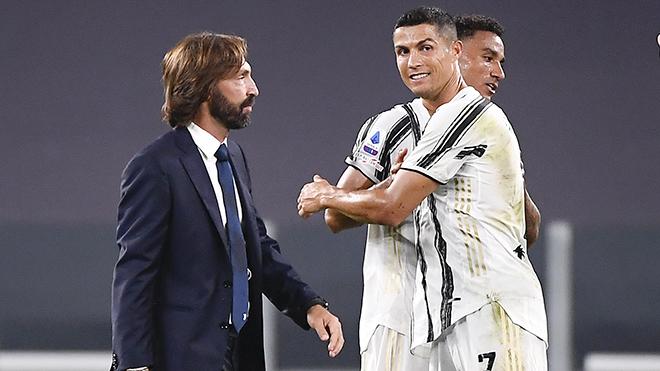 Trực tiếp Juventus vs Fiorentina: Tàu tốc hành Cristiano Ronaldo