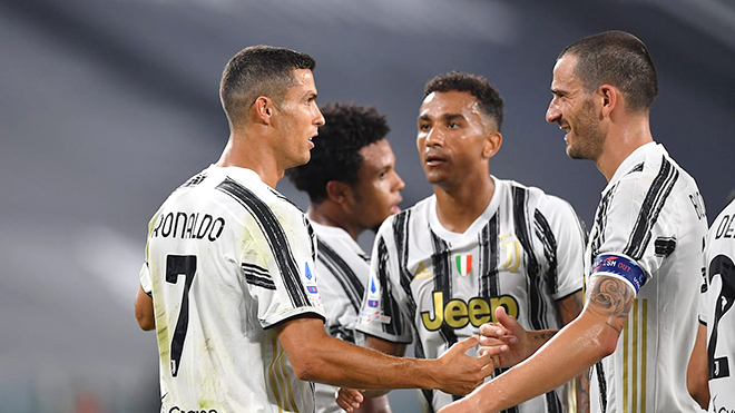 Cuộc đua giành Scudetto: Đừng vội gạch tên Juventus!