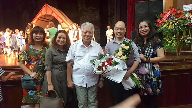 Từ 'cái nôi' Sân khấu - Điện ảnh Việt Nam (Kỳ 11): Lê Chức - Rút ruột để nhả giọng