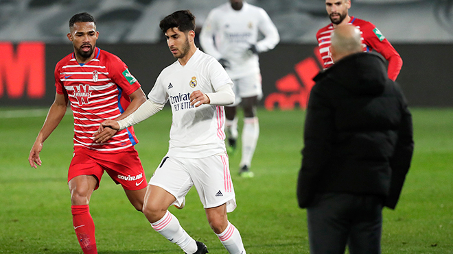 Real Madrid: Cuộc chiến mới của Marco Asensio