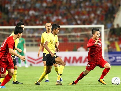 VFF nói gì trước thông tin Malaysia có thể rút khỏi vòng loại World Cup 2022?