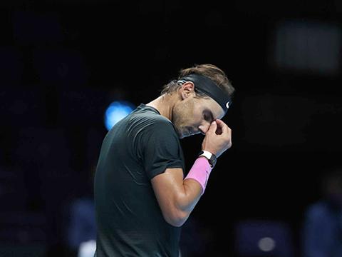 Vì sao Nadal vẫn vô duyên với ATP Finals?