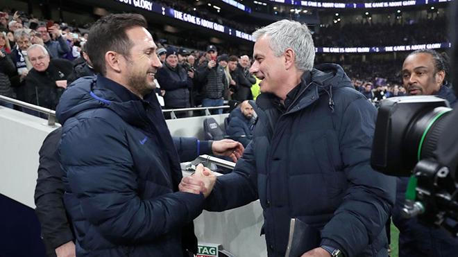 Lampard: Trên con đường sánh ngang thầy Mourinho