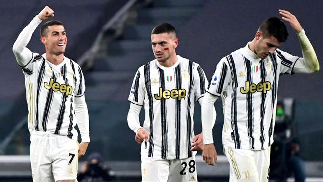 Trực tiếp bóng đá Juventus vs Ferencvaros: Ronaldo-Morata, bộ đôi sát thủ