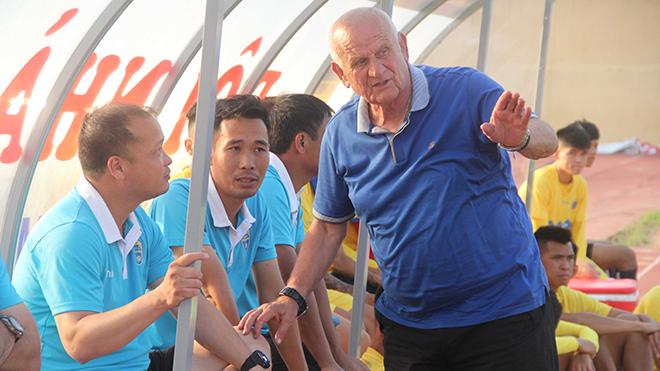 'Bố già' Ljupko Petrovic trở lại dẫn dắt đội bóng xứ Thanh