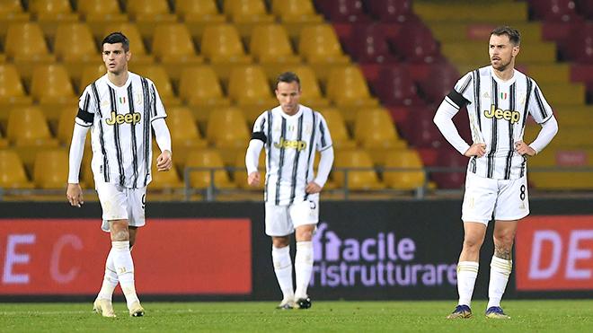 Juventus: Không Ronaldo, không chiến thắng