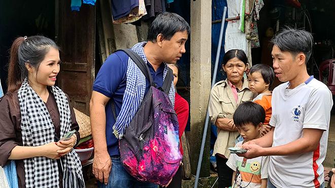 Quyền Linh - Thấu cảm cùng người nghèo