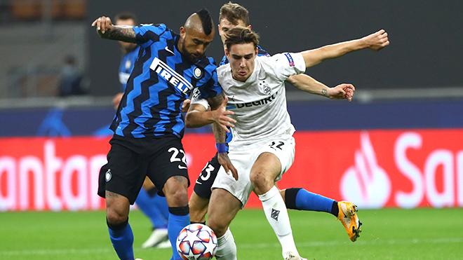 Trực tiếp Monchengladbach vs Inter: Tạm biệt giấc mơ Champions League?