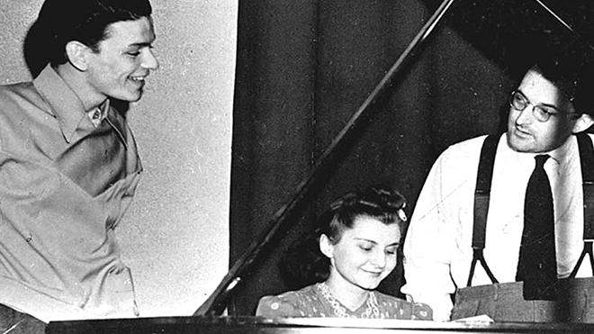 I'll Never Smile Again của Ruth Lowe: Cô gái mở đường cho huyền thoại Sinatra