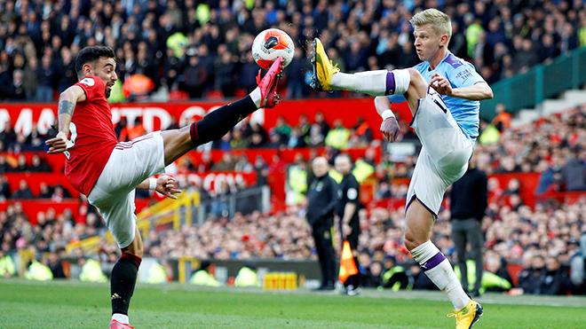 Cuộc đua vô địch Premier League: MU và Man City chính thức trở lại