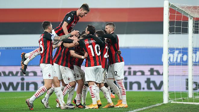 Khi Milan khiến Serie A… nhàm chán