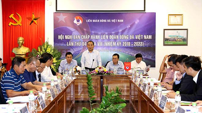 Chọn người ngồi ghế Phó Chủ tịch tài chính VFF