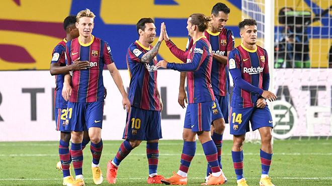 Bong da, bóng đá hôm nay, Barca, Barcelona, chuyển nhượng Barca, Koeman, Lionel Messi, Messi, lịch thi đấu bóng đá Tây Ban Nha, bảng xếp hạng bóng đá TBN